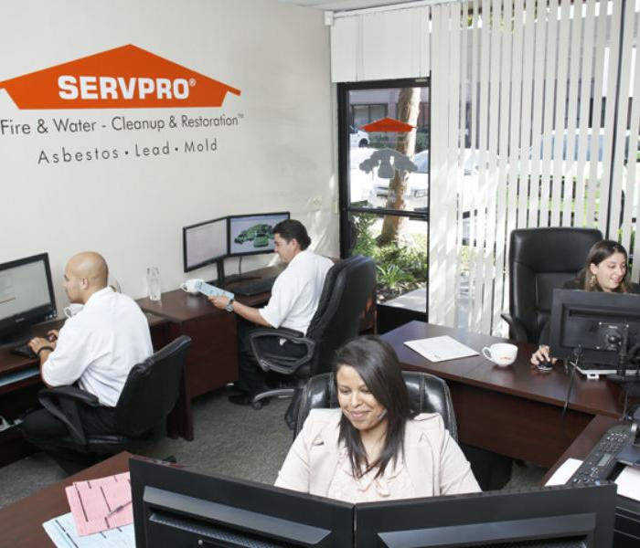 SERVPRO Admin. Office: A water, fire, mold remediation and removal company in Yorba Linda/Brea