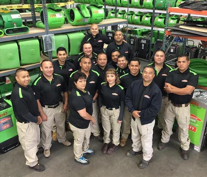 Why SERVPRO SERVPRO of Yorba Linda; Our Success is Rooted In Traditional Values.