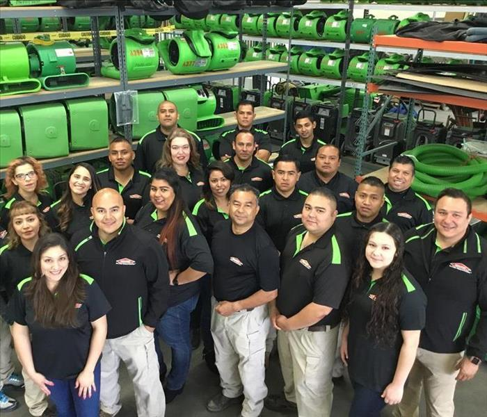 Why SERVPRO Why Choose SERVPRO of Yorba Linda/ Brea:  All our Technicians are IICRC Certified