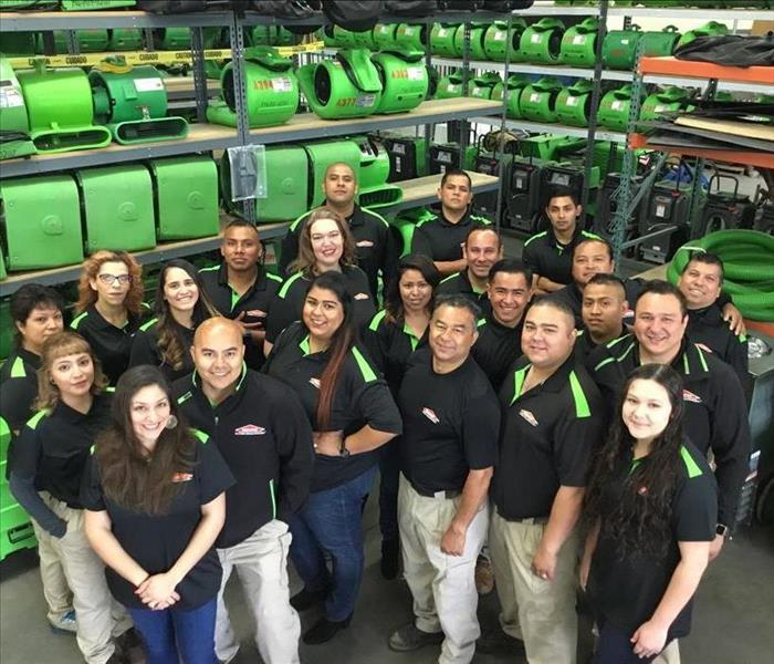 Why SERVPRO A Few Reasons Why You Should Select SERVPRO of Yorba Linda/ Brea