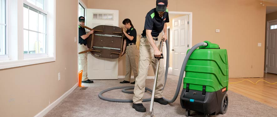 Yorba Linda, CA residential restoration cleaning